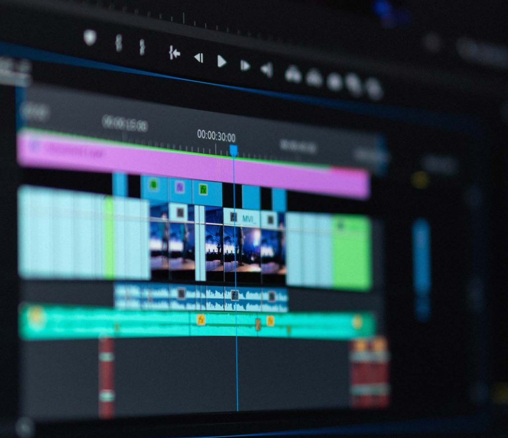 Video Production Post Production