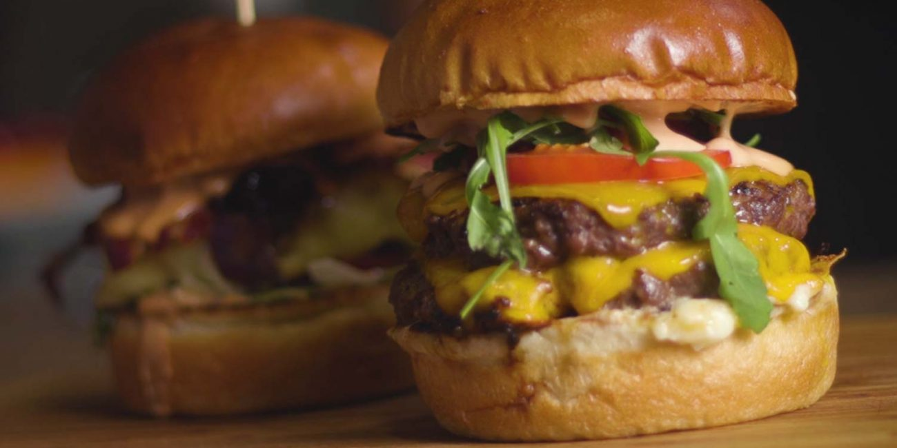 Photo cover for burger commercial - Video Production